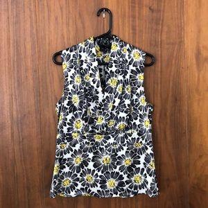 Ann Taylor sleeveless shirt.